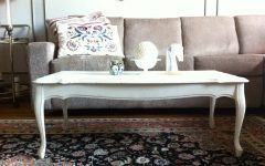 French White Coffee Tables