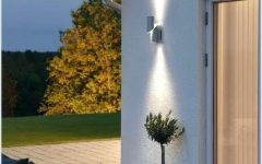 Outdoor Led Wall Lights for House Sign with Door Number