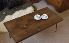 Industrial Style Coffee Tables