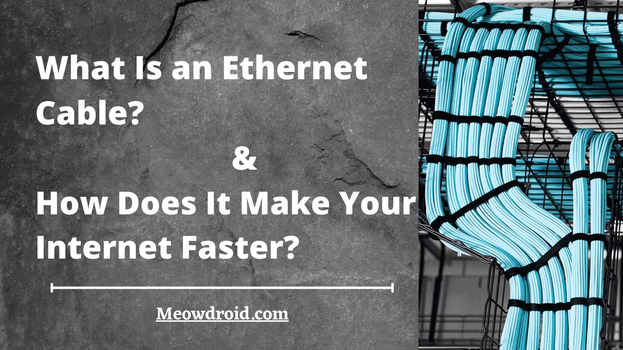 what is an ethernet cable