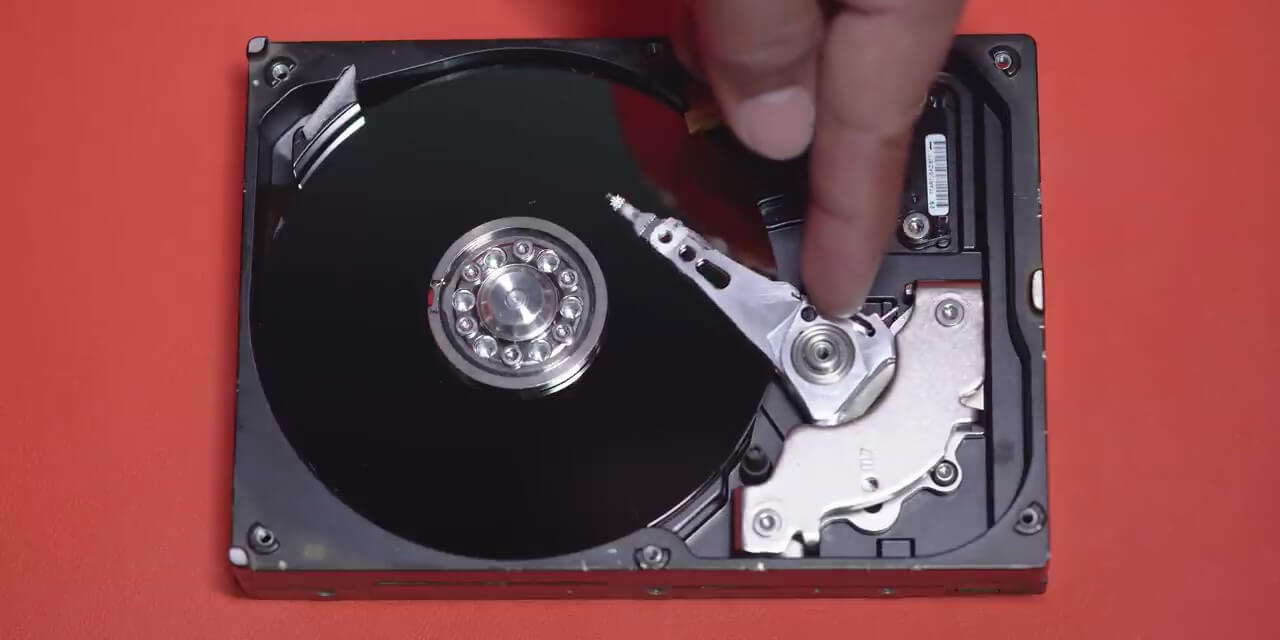 Hard Disk Drive function