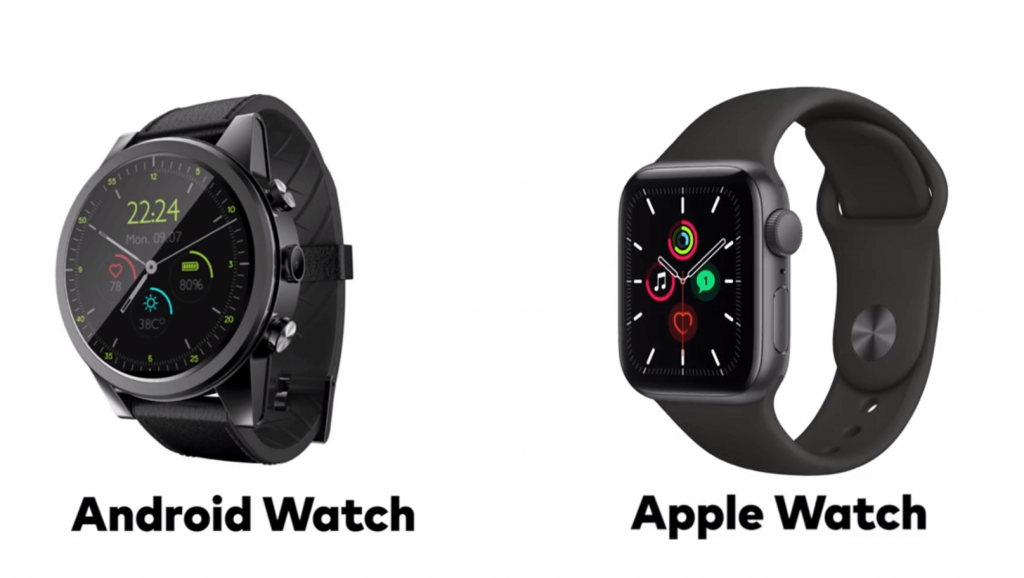 apple vs android watch