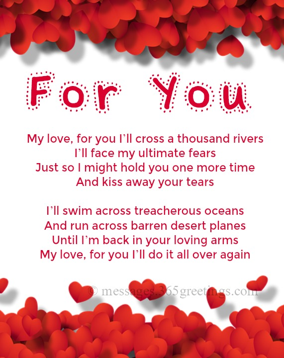 Romantic Poems For Her To Make Her Cry 3