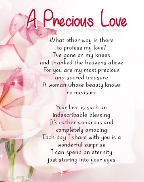 Love Poems For My Wife 7