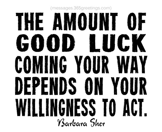 Quotes About Luck 3