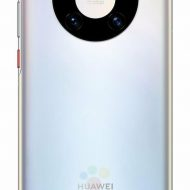 The Huawei Mate 40 Pro appears in real images: elegant and different 7