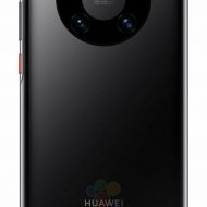 The Huawei Mate 40 Pro appears in real images: elegant and different 9