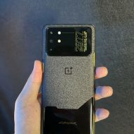 The OnePlus 8T Cyberpunk 2077 Edition is fascinating 3