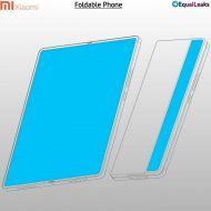 The new Xiaomi folding appears in real photographs 8