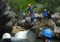 Canyoning Greece Mount Kissavos 5