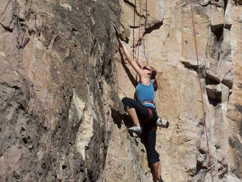 rock climbing tips for beginners