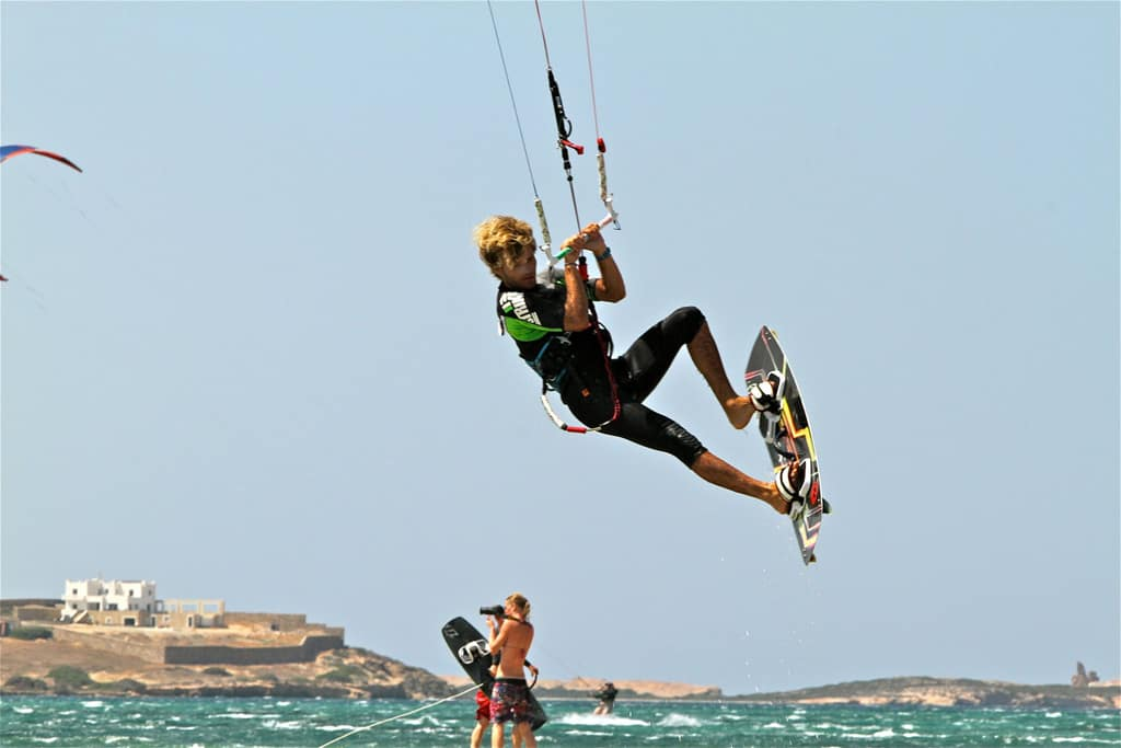 Best Paros Kiteboard Activities 2021 1