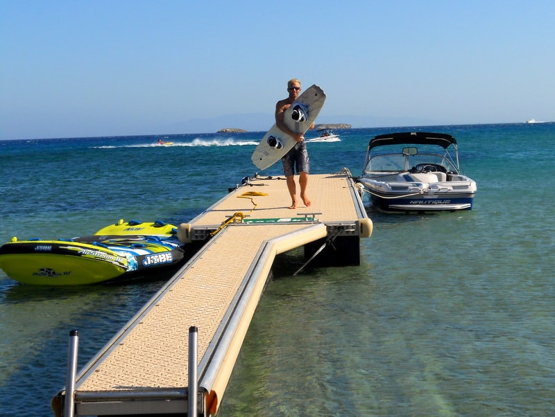Water Sports Paros Greece Awake