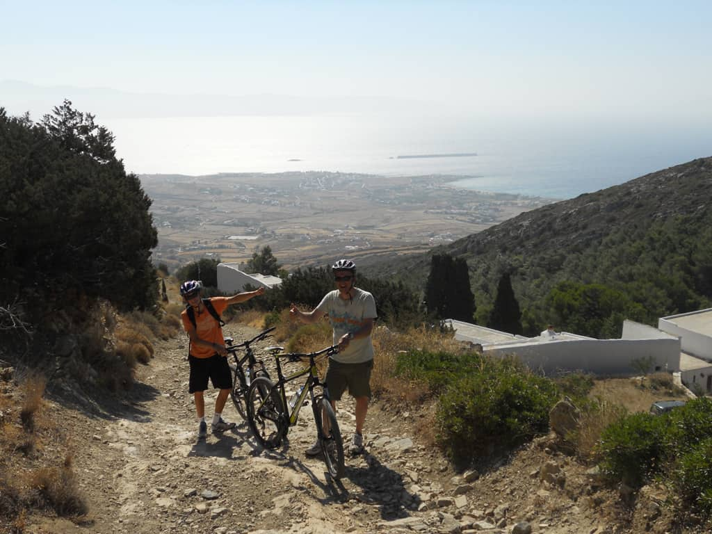 Paros Mountain Bike