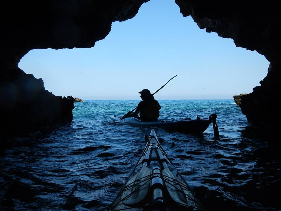Sea Kayak Samos