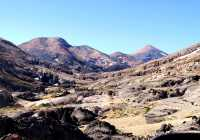Crossing the White Mountains of Crete and Svourihti Refuge