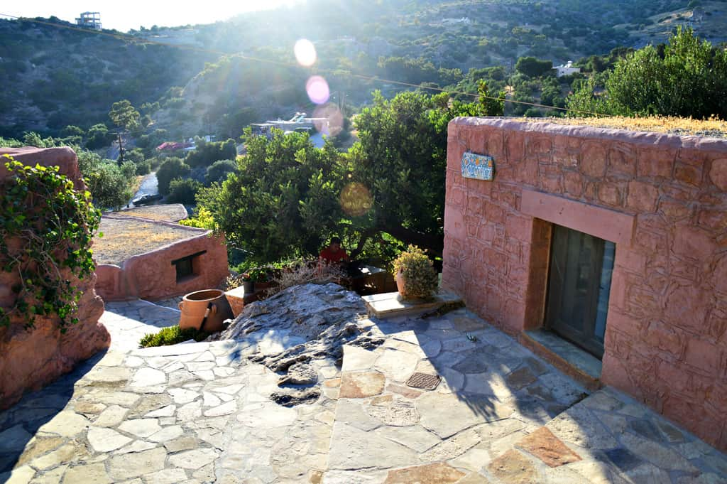 Where to Stay in Crete: 300 Years Old Traditional Houses
