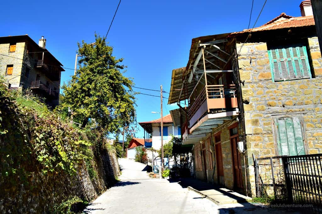 Nafpaktos Villages