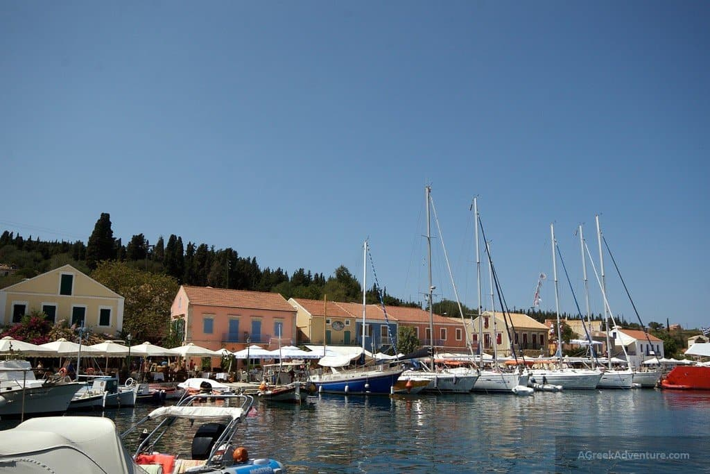 Top Things To Do in Lefkas Greece