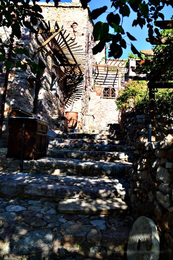 Chios island, Spilia Guesthouses