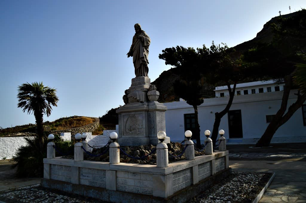 Villages of Tinos Greece