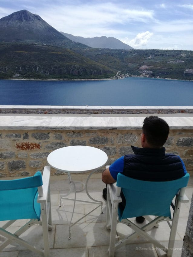 "In & Out ""Petra & Fos"" Boutique Hotel in Mani, Greece"