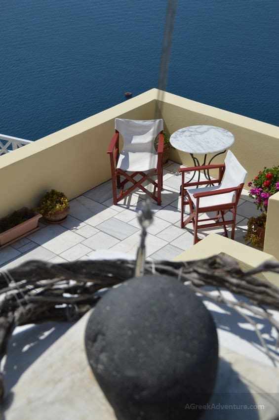 Whitewashed Santorini Fira Greece Beauty
