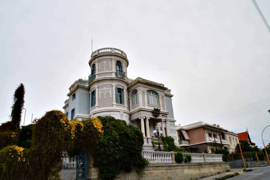 Stay in a tower - Things To Do in Lesvos