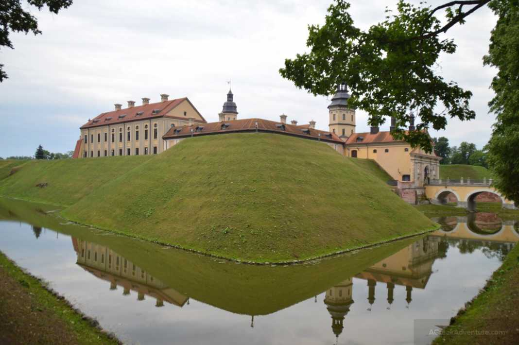 Top Things to Do in Belarus: Nesvizh Palace