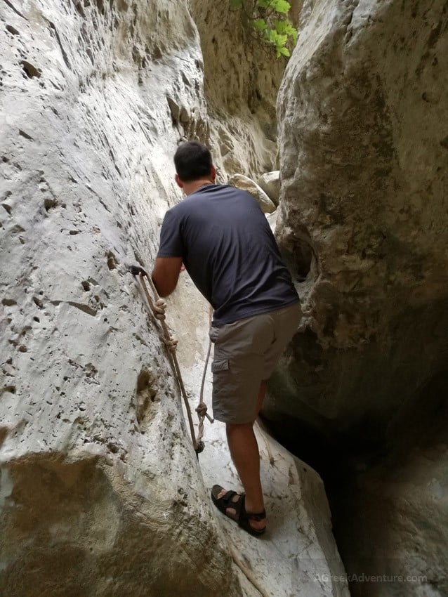 You Must Explore Patsos Gorge in Crete