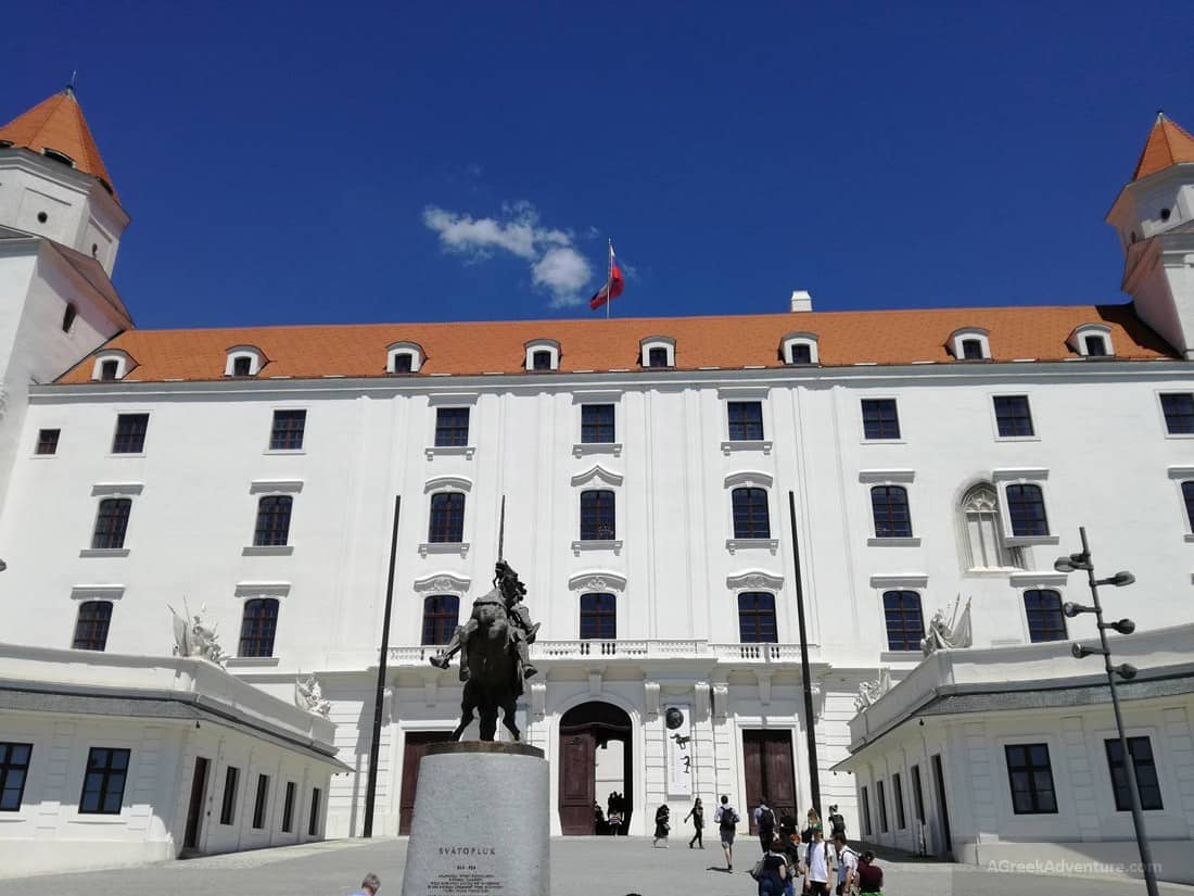 Visit Bratislava Even For Just One Day