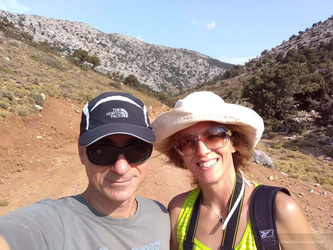 Hiking Mount Ida (Psiloritis) in Crete