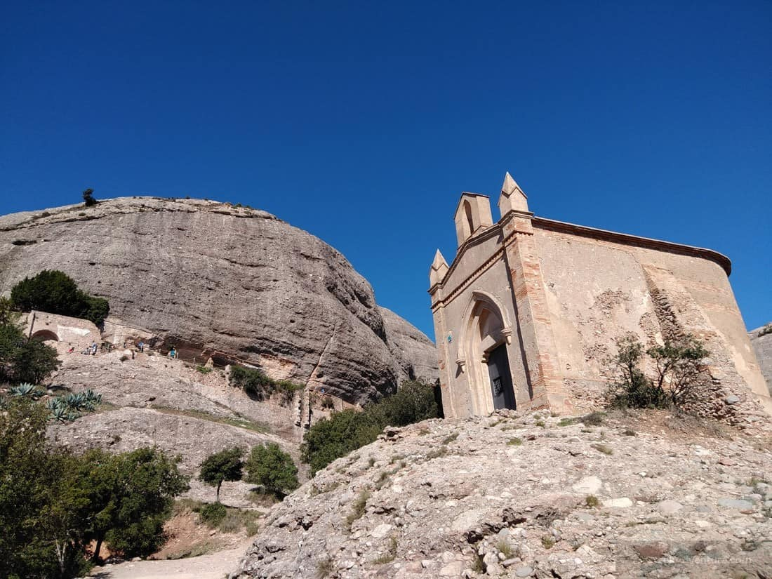 Mystical Hiking Montserrat Barcelona Spain: One with God?