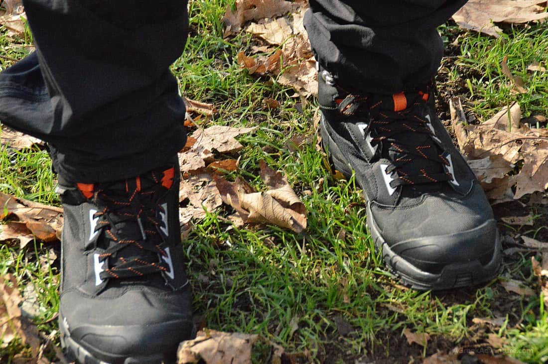 Testing Decathlon Trekking Gear While Climbing in Karpenisi