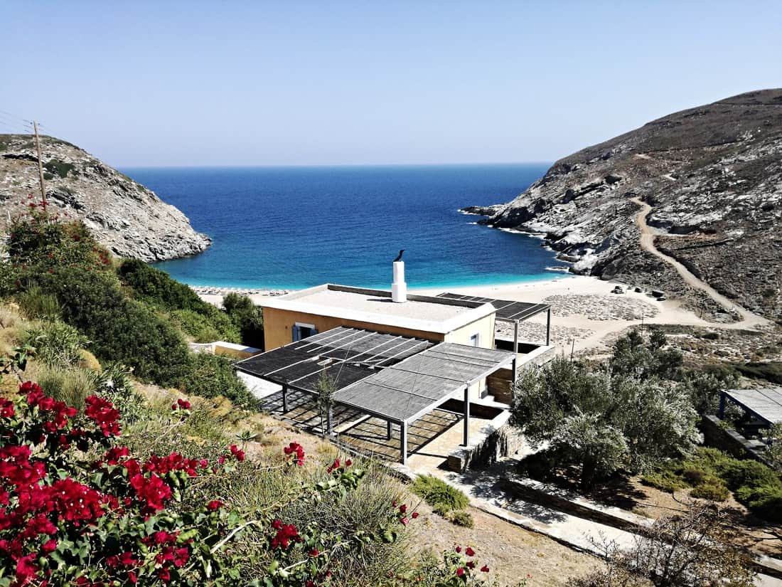 Best 2 Days in Andros Island Greece