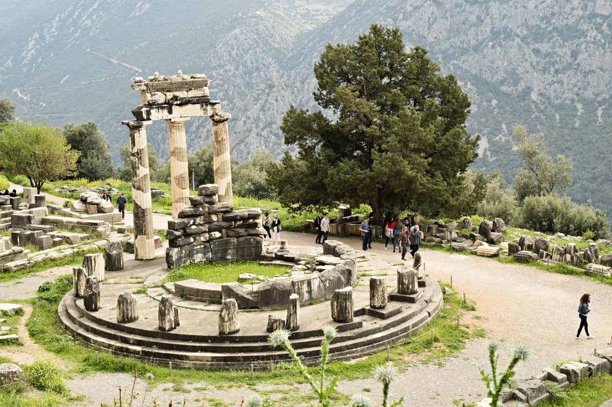 Delphi Tour Greece: Oracles, Antiquity, Galaxidi