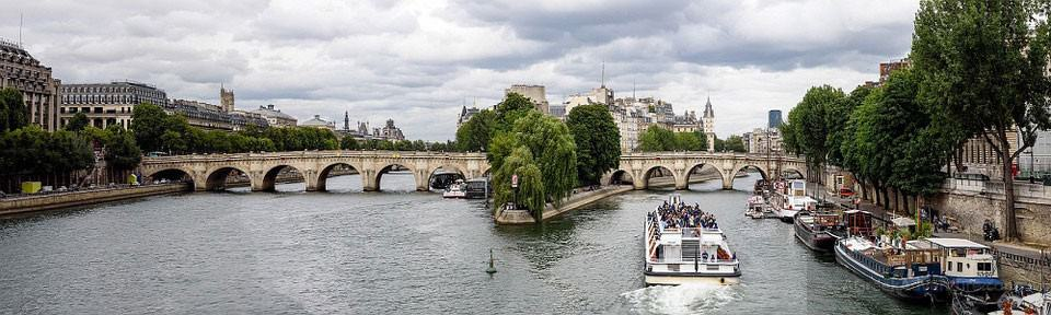 Paris itinerary 7 days
