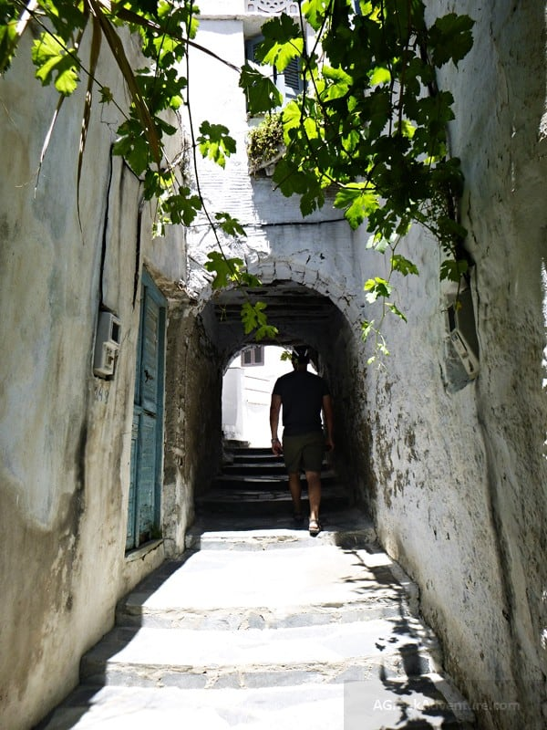 Hiking Tinos Island Greece