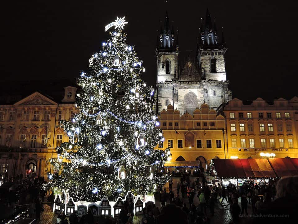 Best Destinations for Christmas in Europe - Best Places to Visit in January in Europe