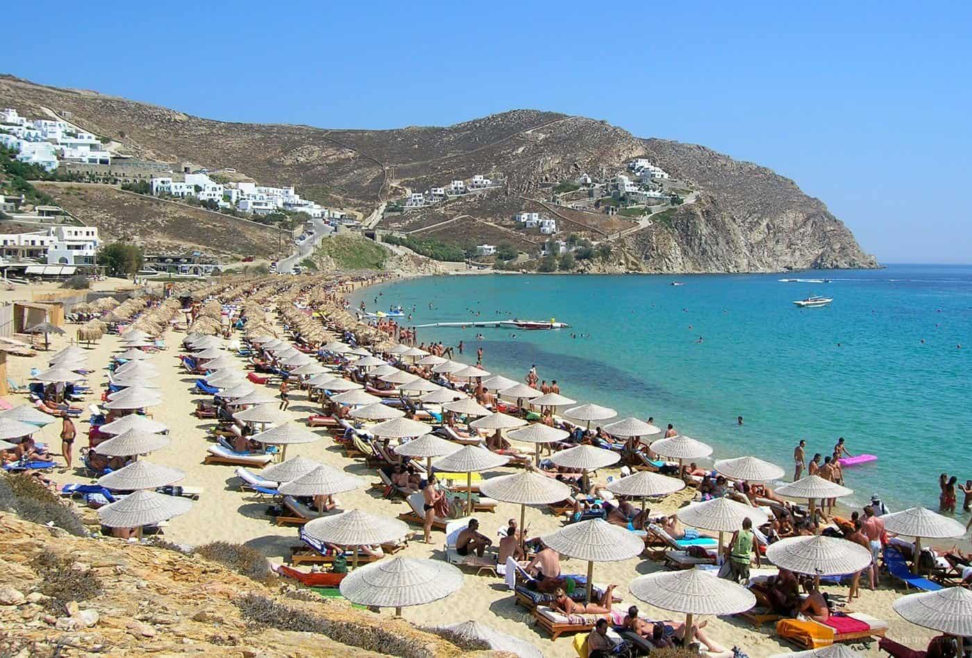 Mykonos Beaches: Ultimate Life Experience - Best Greek Islands for Couples