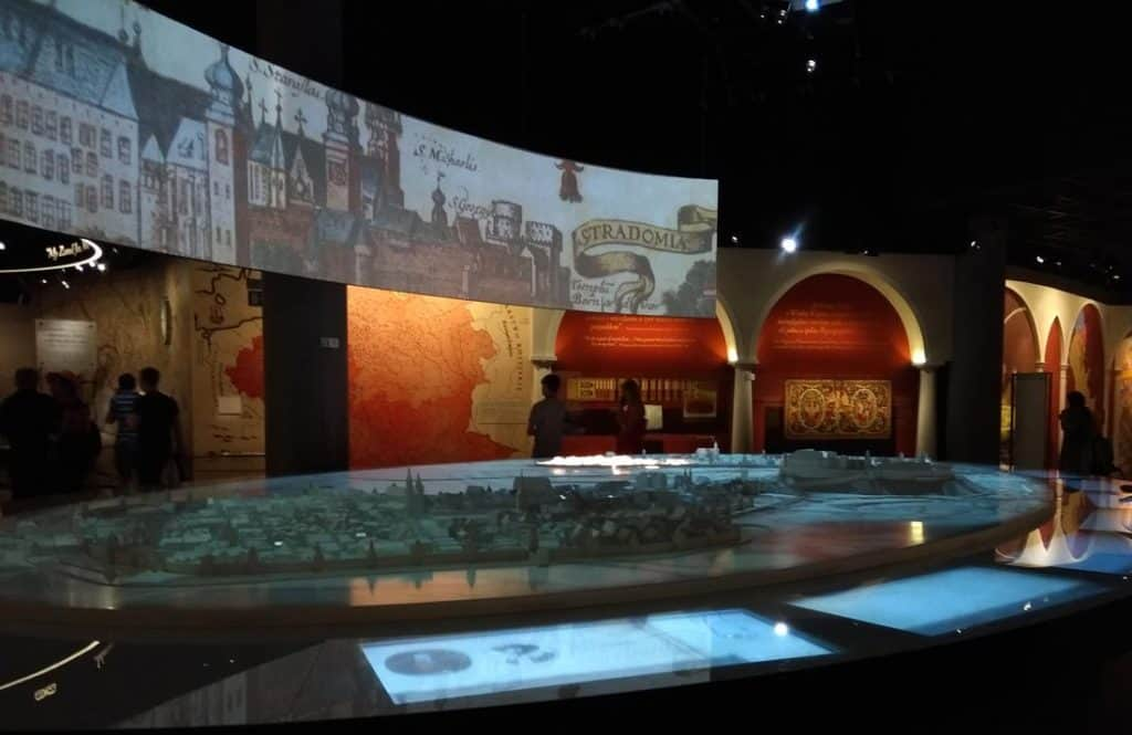 The Polin Museum in Warsaw