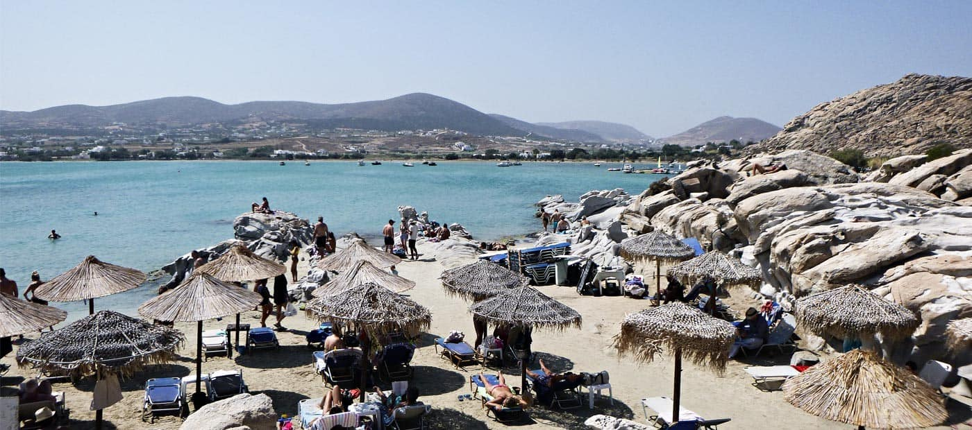 Paros or Naxos for Best Greek Islands Vacations 2021