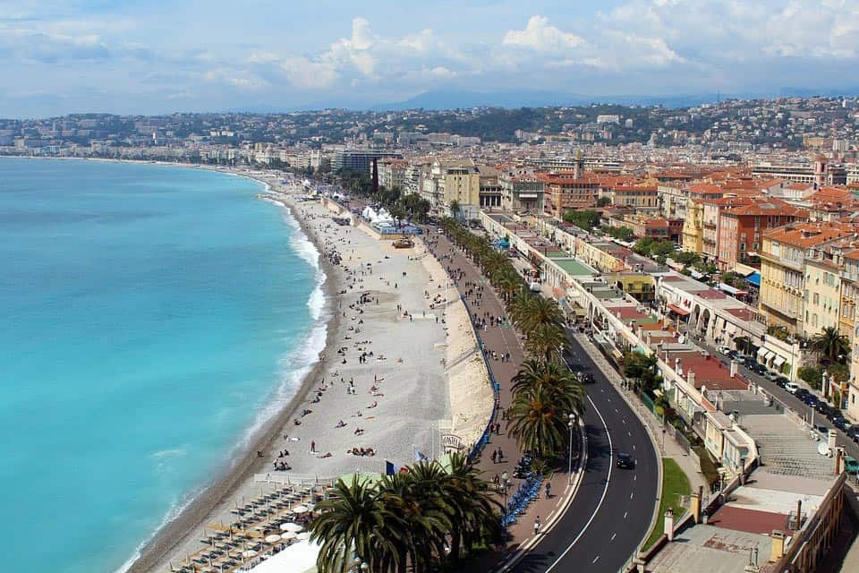 Nice France - Best Places to Visit in Europe in February