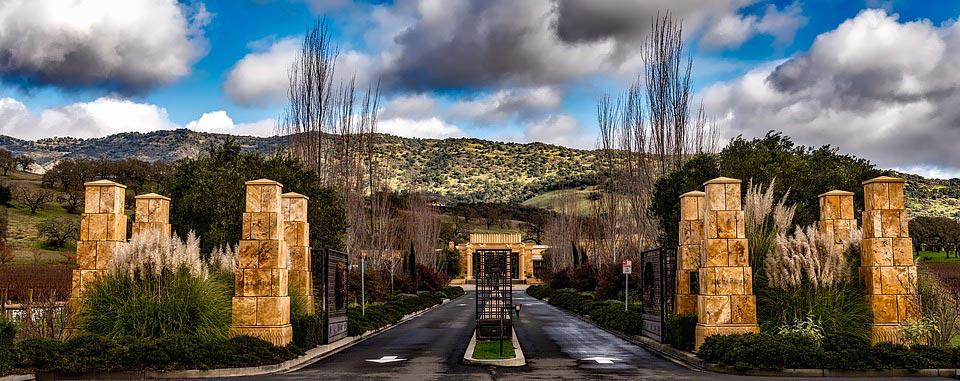Napa Valley - Best Relaxing Destinations in USA winery-1588676_960_720