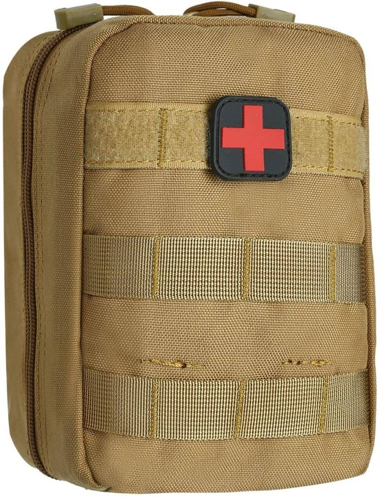 ArcEnCiel Tactical Medical First Aid Utility Pouch