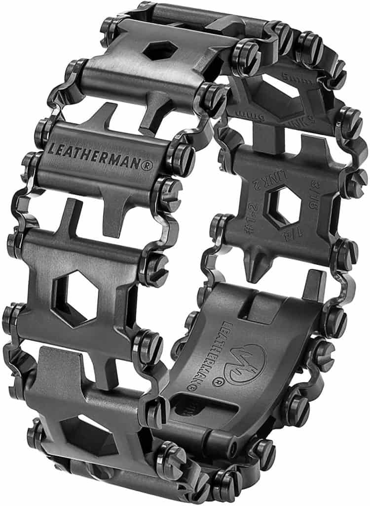 Leatherman Tread Bracelet Travel-Friendly Wearable Multi-Tool