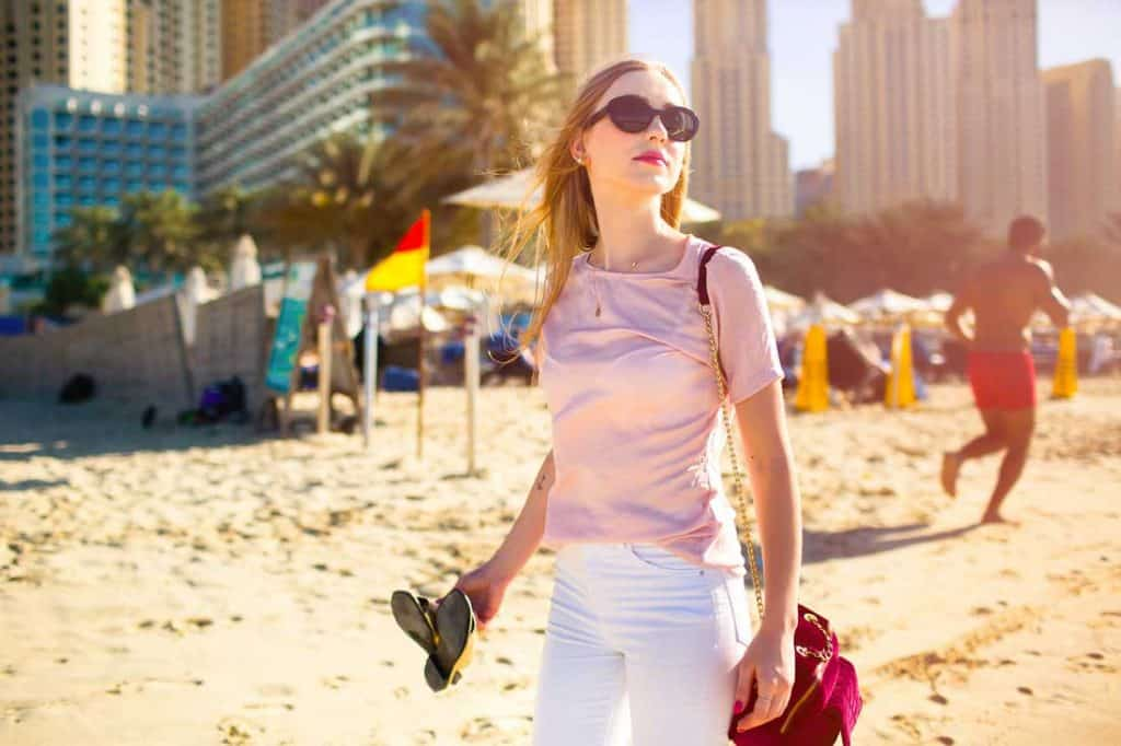 Solo Female Travel in Dubai