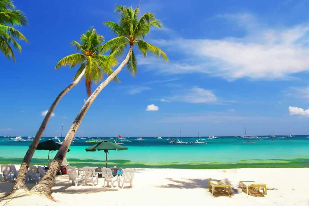 Tropical paradise island Boracay Best Islands in the Philippines