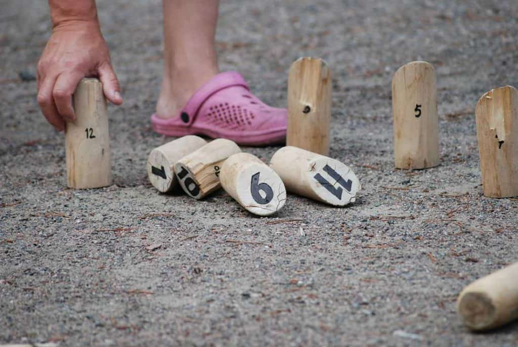 Traditional Finnish Games