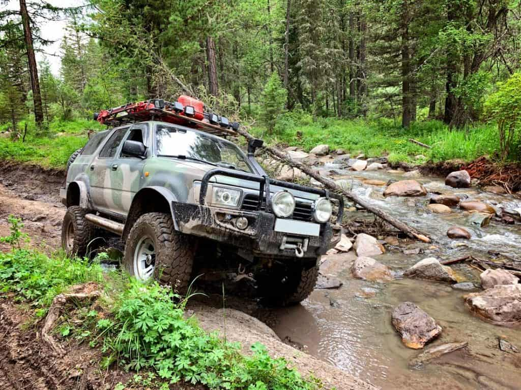 Recovery Gear for Off-Road Adventures